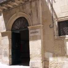 OTRANTO comune Palazzo Melorio