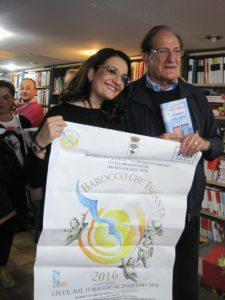 Catena Fiorello con Wojtek Pankiewicz