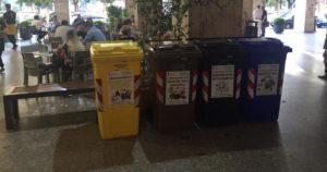 carrelli rifiuti