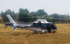 elicottero cc casarano