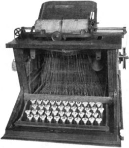 sholes_typewriter