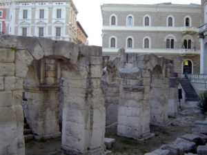 ANFITEATRO ROMANO - ingresso