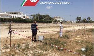 sequestro guardia costiera a Porto Cesareo