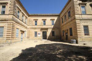 Lecce _ Musei _ Museo Sigismondo Castromediano_ vista esterna _ 29032014 _ mattina _ IMG_8328