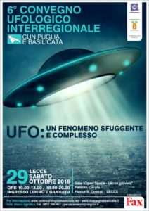 LOCANDINA Convegno UFO 2016