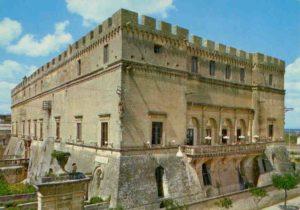 Francavilla Fontana (BR)_Castello Imperiali