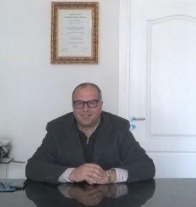 Il presidente di Imprese di Puglia Salvatore Calcagnile
