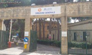 ingresso vecchio ospedale lecce