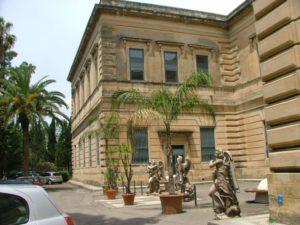 museo di lecce facciata