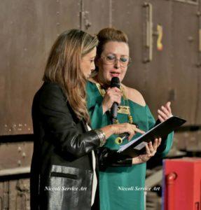 7 Cinzia M7alvini ed Elisabetta Bedori