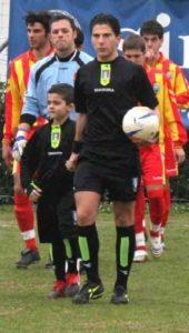DIONISI Lecce vs Reggina VII GIORNATA 02 ott 2016 1-0