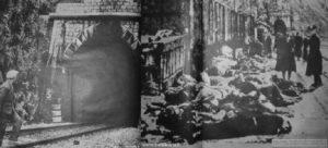 disastro di Balvano 1944