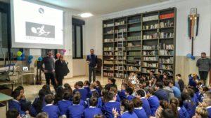 foto TITO SCHIPA incontro scuole alunni