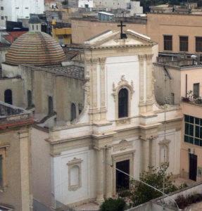 chiesa dell'Addolorata Brindisi