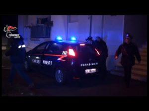 """carabinieri operazione """"scacco matto"""""""