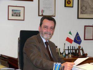 Il Commissario Prefettizio Mario Sodano