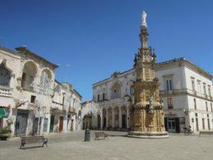 Piazza Salandra Nardò