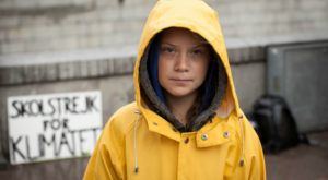 Greta Thunberg da lei è partito il movimento contro l'inquinamento