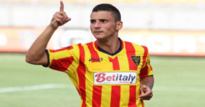 Filippo Falco, migliore in campo a Palermo