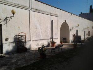 """ingresso antica masseria """"Cillarese"""""""