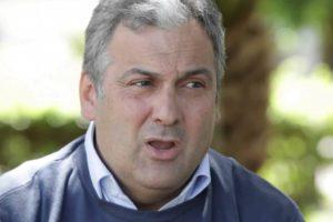 L'Assessore Gianni Stea